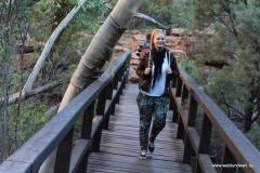 Tour durch den Kings Canyon