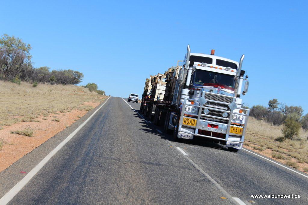 Road Trip im Northern Territory (Australien)