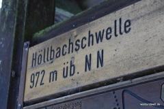 Über den Höllbach zum Falkenstein