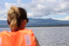 Lake Naivasha  in Bildern - Safari in Kenia