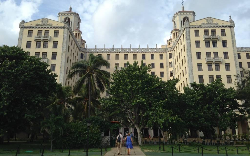 Das Hotel Nacional zählt zu den bekanntesten Hotels der Stadt.