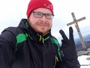"""Dieses Bild von mir, Gregor Wolf, entstand auf dem Lusen bei der ersten """"Wald""""-Tour über die ich hier auf waldundwelt.de berichtete."""