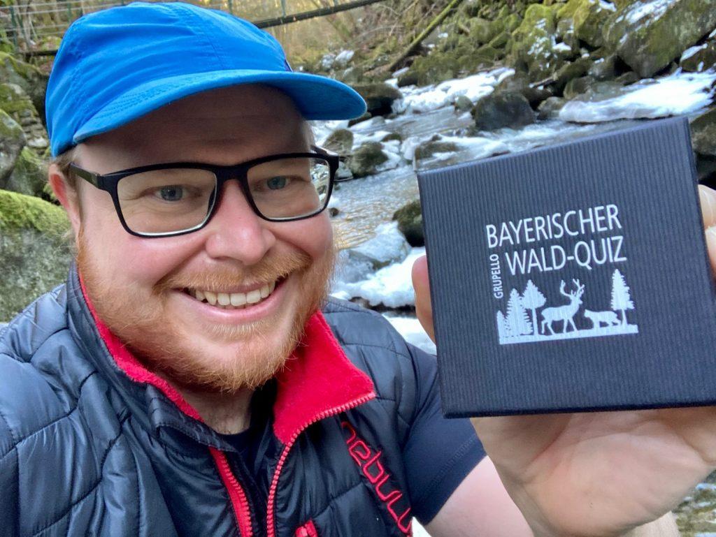 Gregor Wolf und sein Bayerischer Wald Quiz