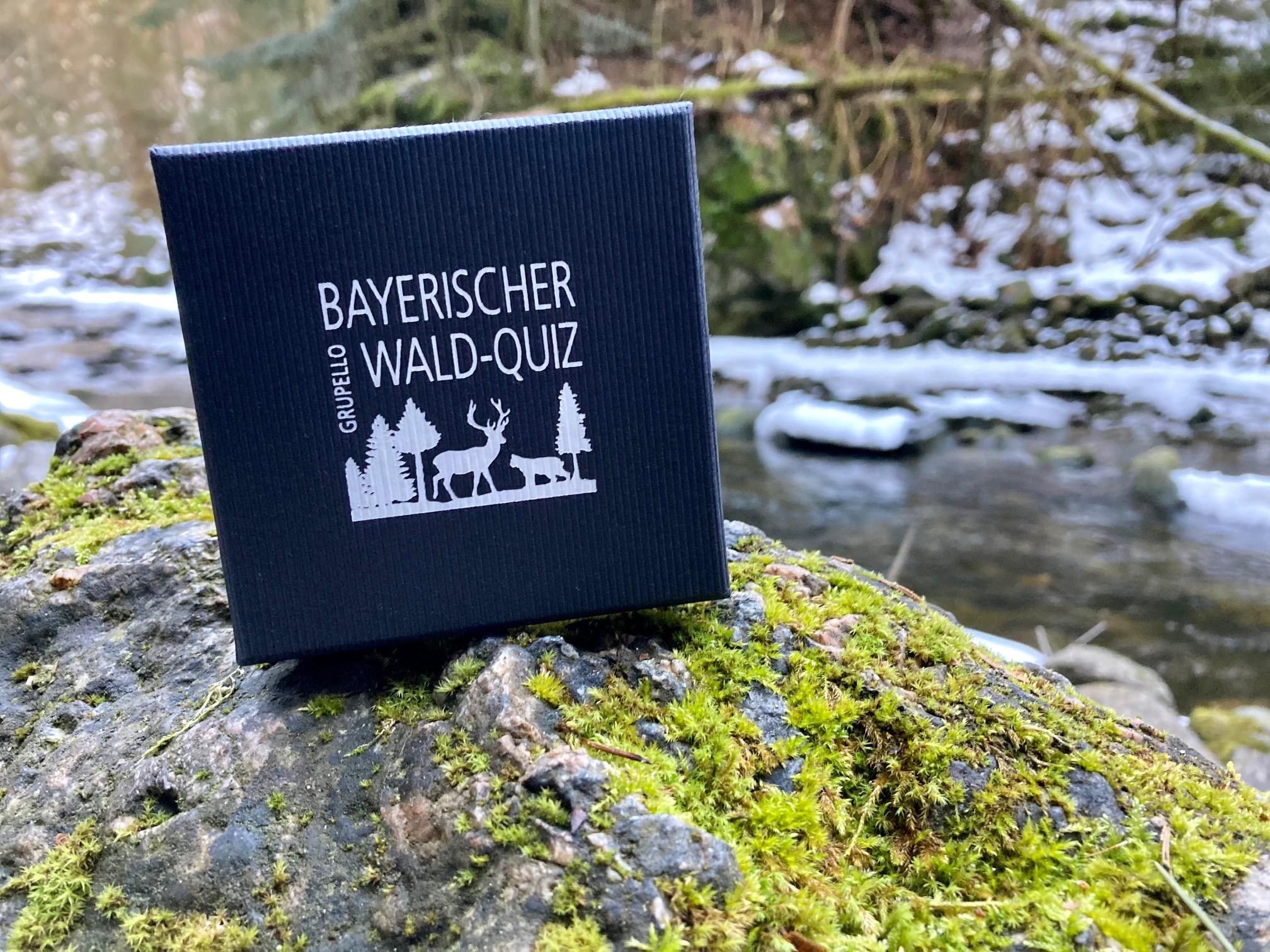Cover von Bayerischer Wald Quiz