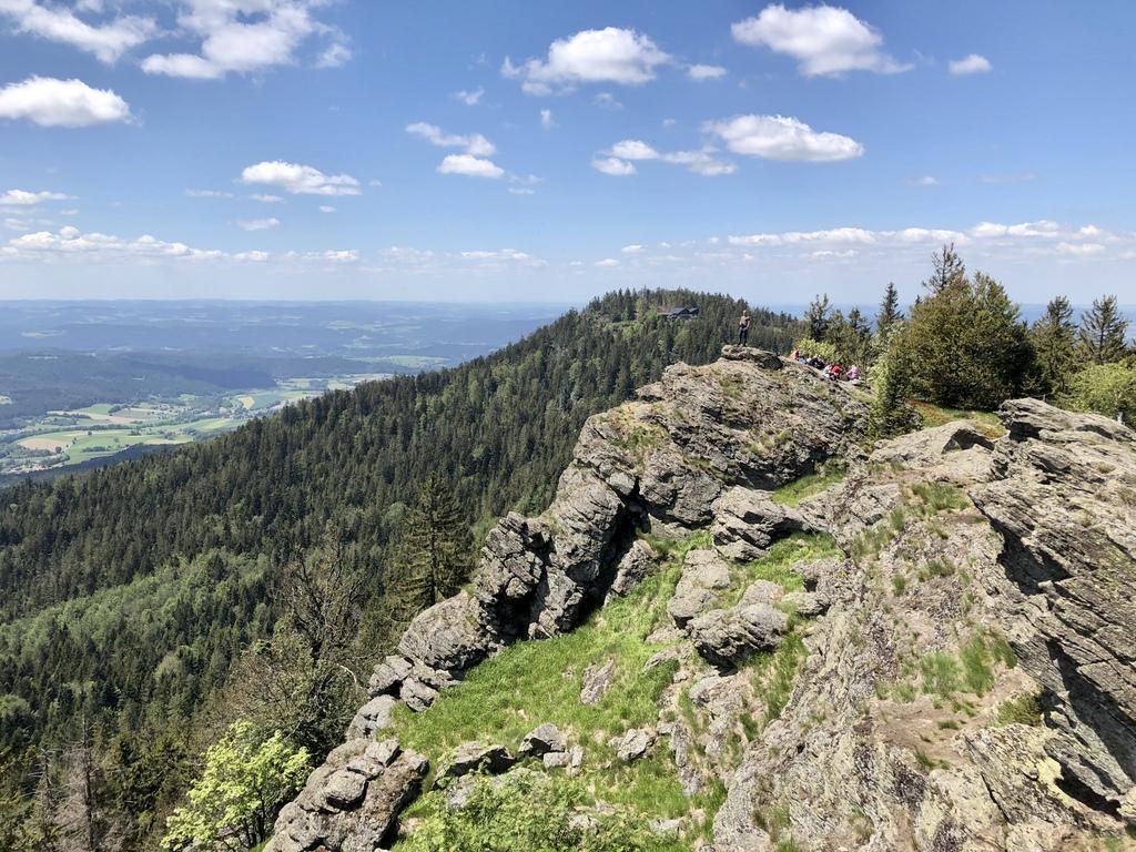 Wandern am Kaitersberg
